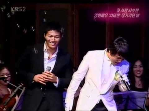 Kim Jong Kook - Letter + Lovable (on Cha Tae Hyun's Wedding Ceremony) [L] 060602