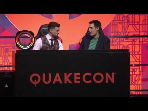 Quake Live QuakeCon 2016 Duel Grand Final - Rapha vs. Evil