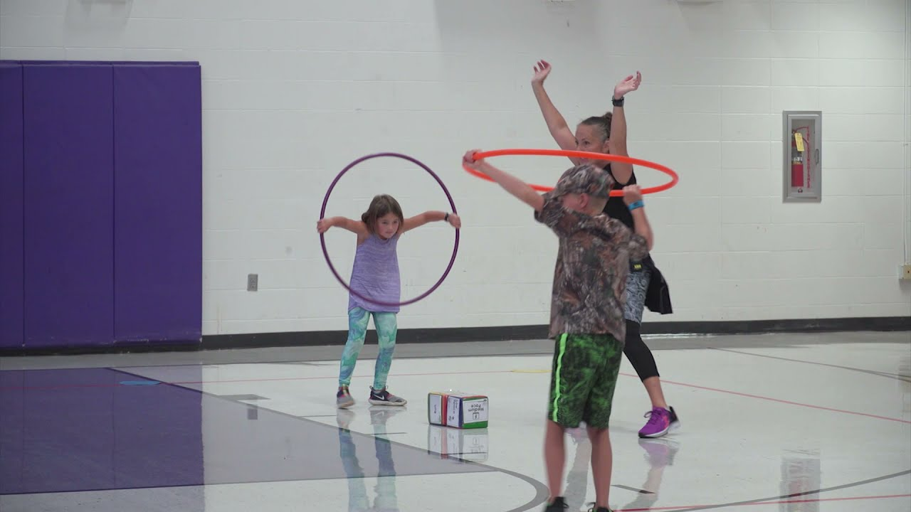 Fun & Fitness with Ms. Kelly: Levels & Pathways