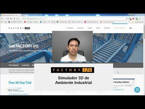 INSTALANDO o Factory I/O