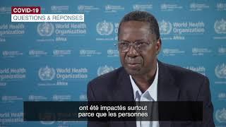 Covid-19 - Questions et réponses : Constats sur la situation de la santé mentale en Afrique