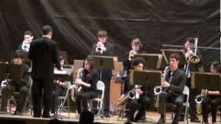 Bronx Science Jazz Band 2012 - Jingle Bells