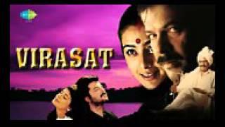 Tare Hain Barati   Kumar Sanu & Jaspinder Nirula  Virasat 1997   YouTube