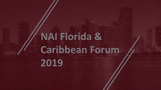 KC Conway Keynote at The 2019 NAI Florida & Caribbean Forum
