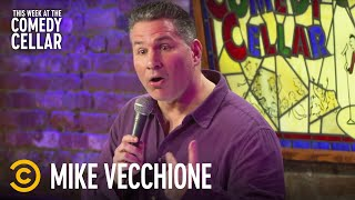 Why Italians Got Off Easy After WWII - Mike Vecchione - This Week at the Comedy Cellar