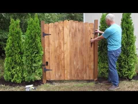 Gate Closer for Wood Gates (That Actually Works)