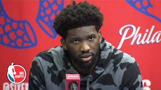 Joel Embiid says Kobe Bryant is the reason he plays basketball | NBA Sound