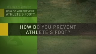 What is Athlete's Foot? Video
