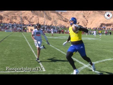 FSP Elite vs Reaching Higher - Pylon 7V7 Las Vegas 2018