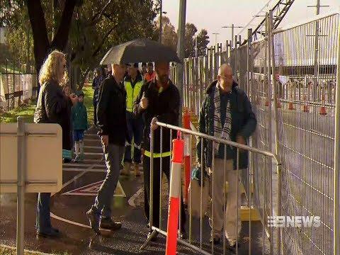 Stadium Bridge | 9 News Perth