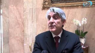 Interview de Lucien Salemi pendant l'assemblée général APST SNAV