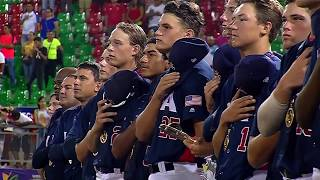 Highlights: Panama v USA -World Championship Final - U-15 Baseball World Cup 2018