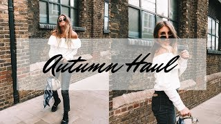 AUTUMN CLOTHING HAUL | Sinead Crowe