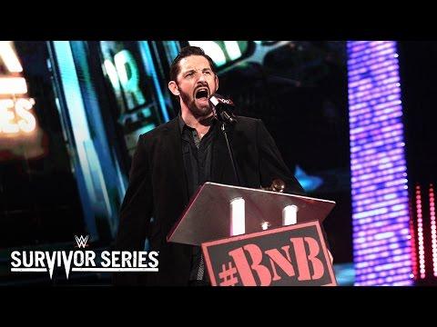 Bad News Barrett delivers bad news: Survivor Series 2014 Kickoff