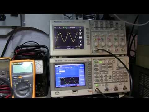 #137: Why your Function Generator's output voltage reading can be wrong