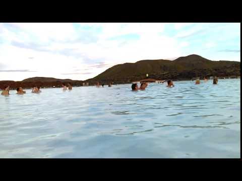Bláa Lónið, Ísland (Blue Lagoon, Iceland)