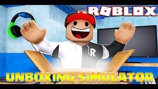 Roblox Unboxing Simulator: Wie man SELTENE UND EPIC ITEMS + Tipps und Tricks