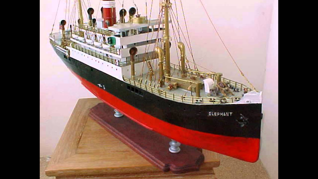 The ArchieLuxury Channel - Scratch Built Ship Model - The British ...