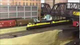 CAUTION! --- PENN CENTRAL Railroad purges foreign & NYC power...