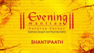 Download Hindi Video Songs - Shantipaath | Evening Mantras | Devotional