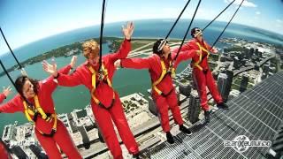 CN Tower - EdgeWalk (Complete)