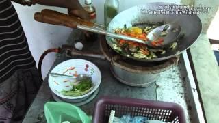 Sri Lankan Chicken Fried Rice