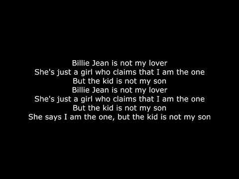 Weezer - Billy Jean Lyrics Mp3