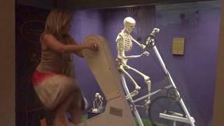 двигай свой скелет!