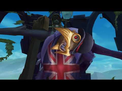 Union Jack Fiddlesticks.face