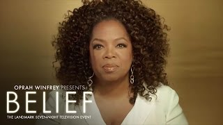Oprah on What Makes Something Sacred | Belief | Oprah Winfrey Network