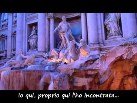 Renato Rascel - Arrivederci Roma (slides-lyrics)
