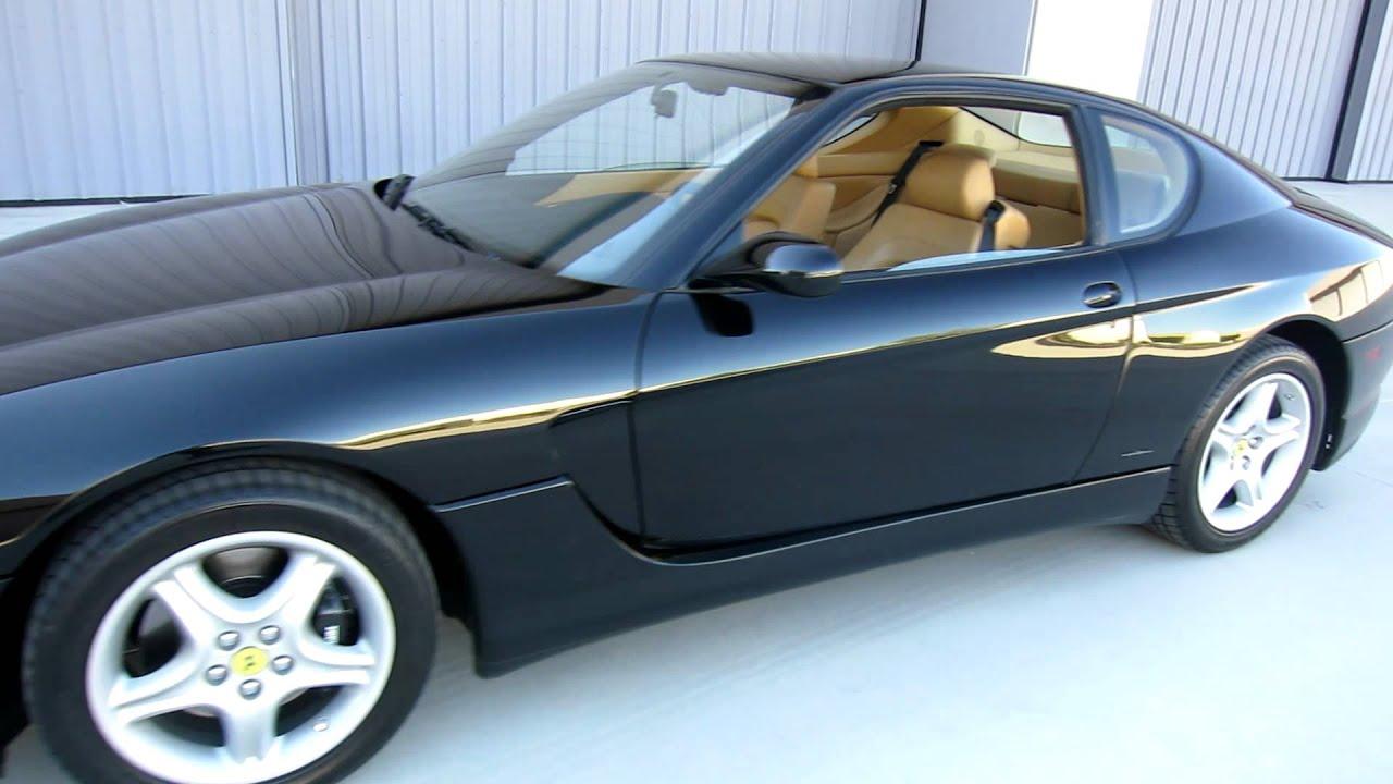 2000 Ferrari 456M GTA V12 10k Orig Miles MINT CAR for sale in ...