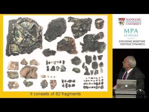 Conference: Exploring Maritime Heritage Dynamics - Agamemnon Tselikas