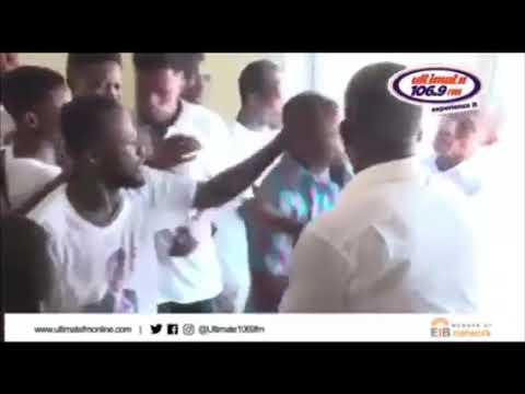 Brawl At Asante Mampong