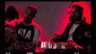 Ben Harper with Xavier Rudd at Blues Festival 2013