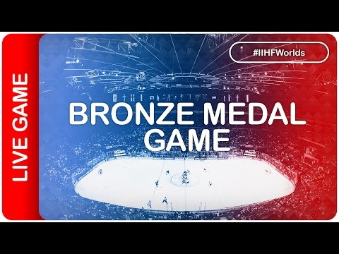 Russia-USA | Bronze Medal Game | #IIHFWorlds 2016