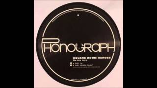 Square Room Heroes - Stricly House [Phonograph]