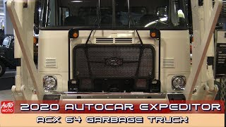 2020 AutoCar Expeditor ACX 64 Garbage Truck - Exterior And Interior - 2019 Atlantic Truck Show