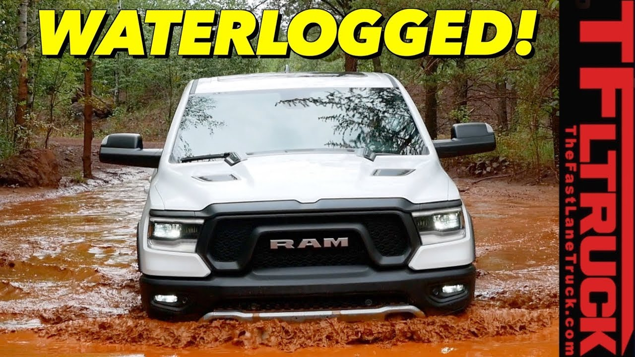 can a new diesel make the 2020 ram rebel the best half