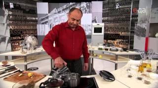 Кухня Греции. Долма и фаршированные кальмары
