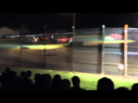 Shawn Whitman Feature Race at Dallas County Speedway 8/15/14