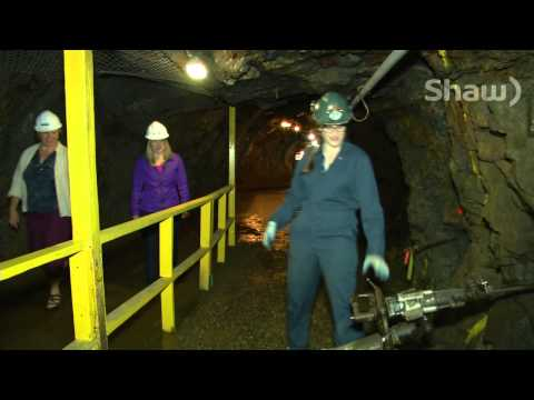 Britannia Mine Museum On Shaw TV