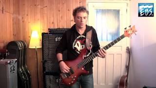 EBS Reidmar 750 - demo by Pascal Mulot