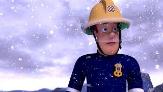 Strażak Sam ❄️ Śnieg powoduje problemy! | Nowe odcinki  Najlepsze uratowania | Kreskówki