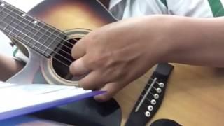 Tầm Gửi - guitar cover