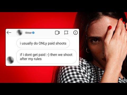 The Dark Side Of Modeling thumbnail