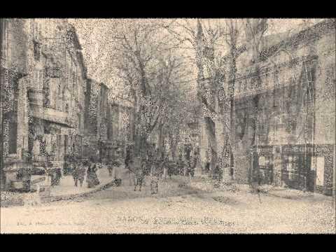 Autrefois.....Salon de Provence