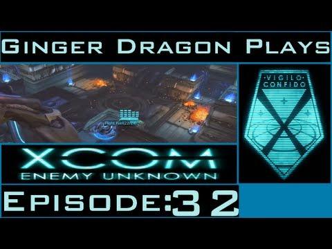 Ginger Dragon Plays: XCOM Enemy Unknown [Episode 32: I Sunk Your Battleship!]