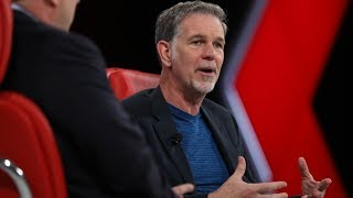 Full interview: Reed Hastings, founder and CEO of Netflix   Code 2017