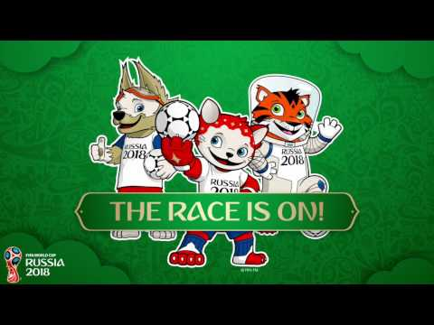 The Official Mascot Of The 2018 FIFA World Cup™ Revealed Tonight!